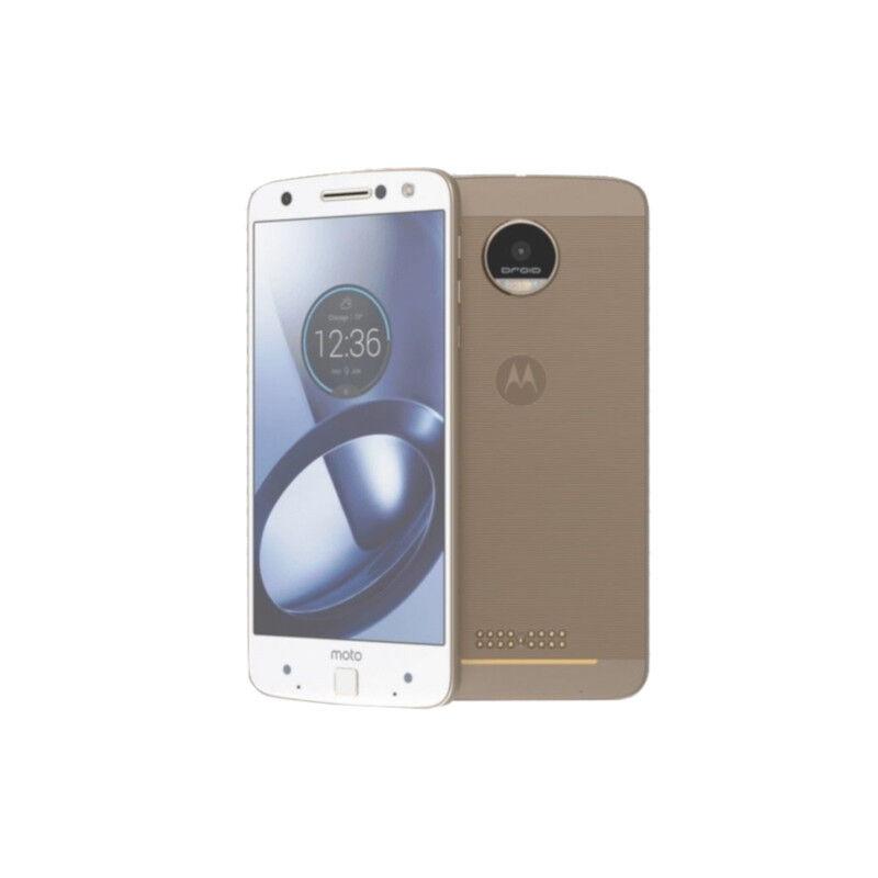 Motorola Moto Z Droid - 32GB - Gold/White (Verizon) Smartphone