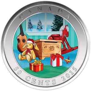 2015 Holiday Toy Box Lenticular Coin Kitchener / Waterloo Kitchener Area image 1