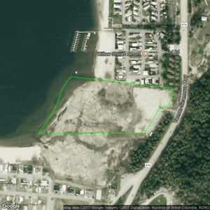 Mara,BC 8200 Highway 97A, Lake front 5.7 acres C5 commercial