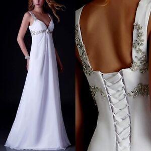 New, Never Worn Wedding/Reception Dress... Size 4