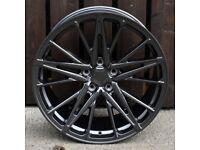 "19"" Avid 0.2 Wheels & Tyres 5x120 will Fit BMW 1 Series, 3 Series Etc"