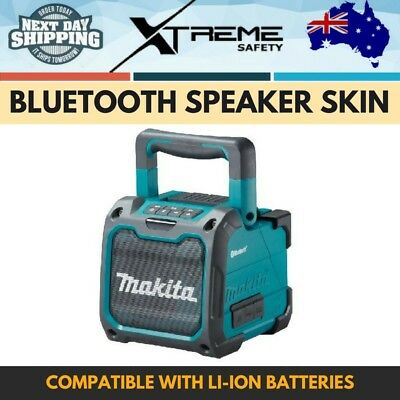 New MAKITA Portable Outdoor Bluetooth Jobsite Cordless Industrial Speaker Skin