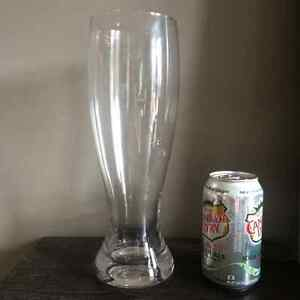 5 Beer pint glass (2 glasses - brand new!) Strathcona County Edmonton Area image 1