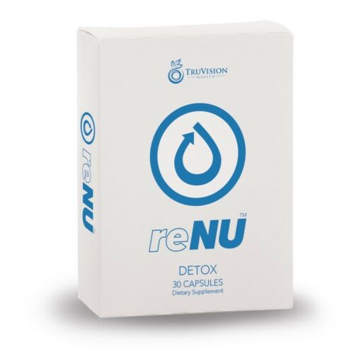 TruVision ReNu Detox Weight Loss Management Supplement 30 Co