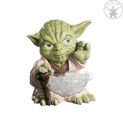 RUB 368899 Yoda Candy Bowl Schale Figur Deko Süßigkeiten Halter Butler Schüssel ()