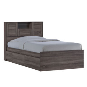 Twin bed with storage for sale -- $250!