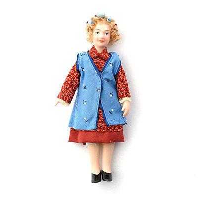 """Dolls House 5782 Puppe """"Grandma Enid"""" Oma Großmutter 1:12 für Puppenhaus NEU! #"""