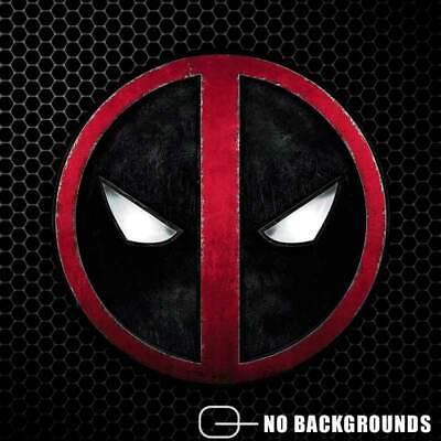 Bumper Sticker Vinyl Decal - Deadpool Superhero Comics Bumper Sticker Vinyl Decal for Marvel Truck Car Window
