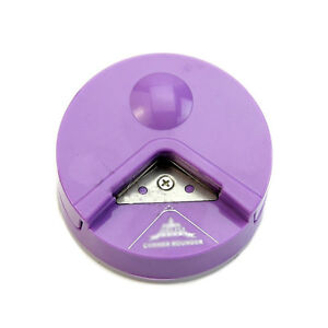 Cute 4mm R4 Corner Rounder Paper Punch Card Photo Cutter Tool Craft Scrapbooking