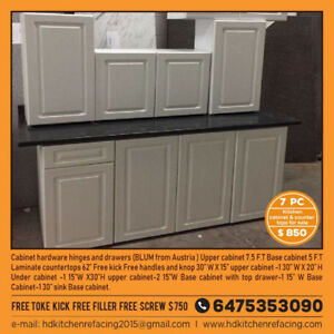 Cabinet10 x10 KITCHEN CABINET $3200