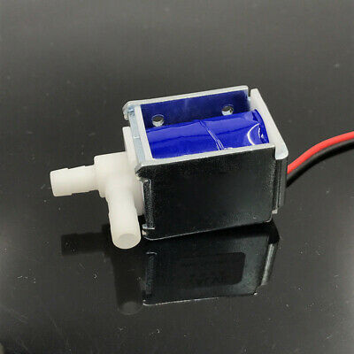 Solenoid Valve Mini Electric Normally Closed Water High Quality Dc 12v Durable