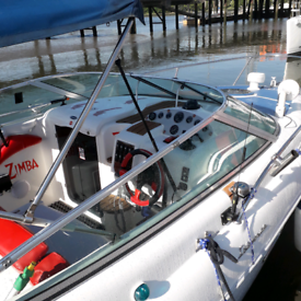 Boat for sale cruiser 23 foot