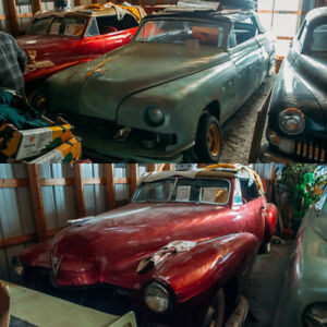 ENTIRE LOT OF 14 RARE / VINTAGE / COLLECTIBLE CARS / ESTATE