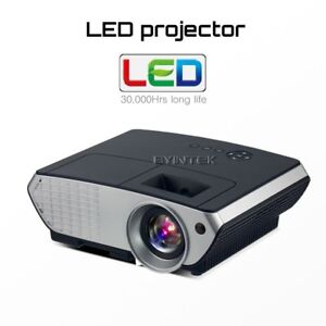 Projecteur WIFI Android Projector Miracast Airplay DLP Mini