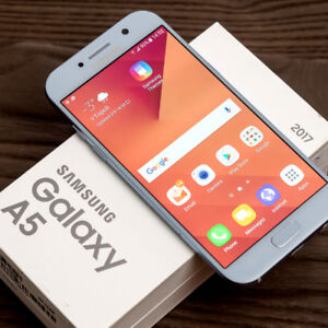SALE: Factory Refurbished Used Samsung Galaxy A5 (2017)-unlocked