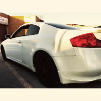 2006 Infiniti G35 COUPE SPORTS PKG with NAV