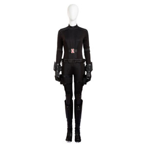 Captain America 3 Black Widow Costume Natasha Romanoff costume