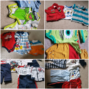 3 to 6 month boys clothes