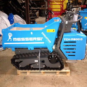 NEW Messersi TCH800R dumper