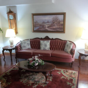 French Provincial Furniture Set