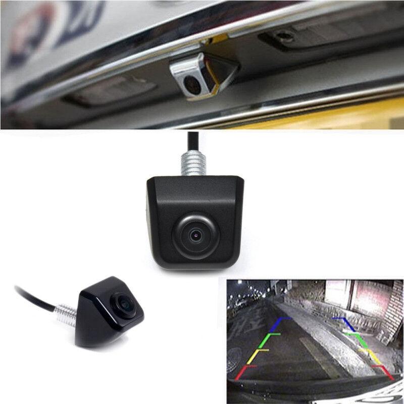 170° Night vision 12V HD Waterproof Car Rear View Reverse Backup Parking Camera