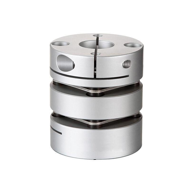 Double Diaphragm 19mm-35mm Alloy Flexible Coupling Shaft Encoder Connect D68 L74