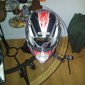 xxl motorcross helmet for sale