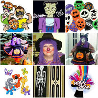 HALLOWEEN*Magic-Show*Face-Painting*Balloon-Twisting
