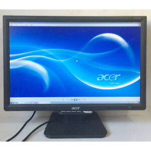 Acer AL2016W 20 inch Widescreen LCD Monitor for Computers