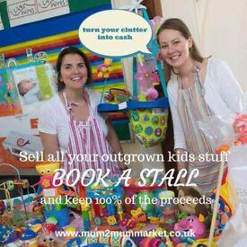 Mum2mum market Teddington (baby, maternity, and children's nearly new sales)