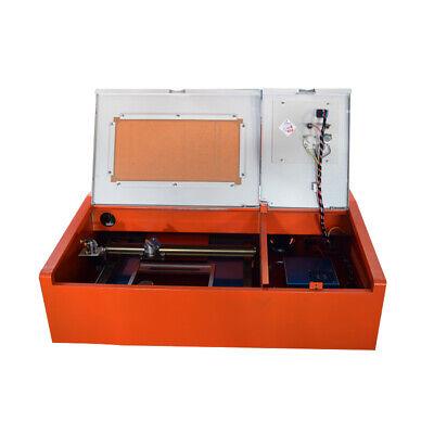 40w Co2 Laser Cutting Machine 12 X 8 Desktop Wood Laser Engraver Cutter