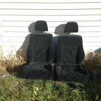 1997-2001 Honda prelude oem seats with FREE ITEMS!