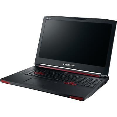 Acer Predator Gaming Laptop Core i7-6700HQ Quad 2.6GHz 16GB RAM 1TB HDD Win10H