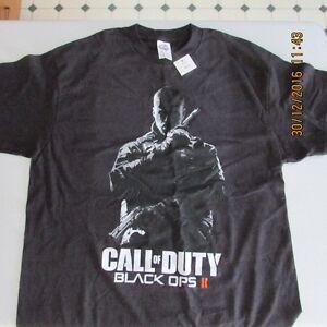 Call of DutySize L T-shirts