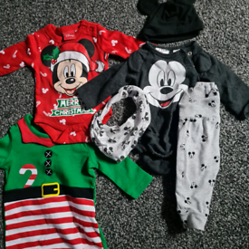 Mickey Mouse Baby clothes bundle