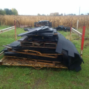free rubber matting offcuts calls only please London Ontario image 1