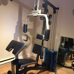 Home gym.  will deliver and setup within HRM.