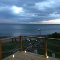 Beautiful waterfront cottage located in Baie de Bouctouche, NB