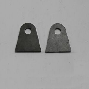 "H/D TAPERED FLAT BOTTOM TABS, 2"" TALL X 1 3/4"" WIDE"