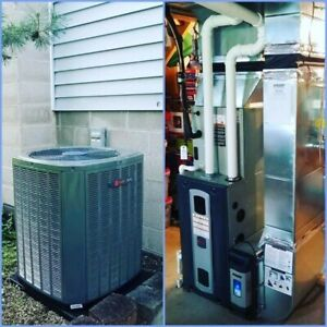 HIGH EFFICIENCY FURNACE INSTALLED - NO CREDIT CHECK