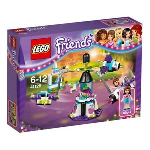 LEGO Friends 41128 - Amusement Park Space Ride (NIB)