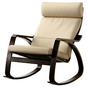 Chaise Poang cuir