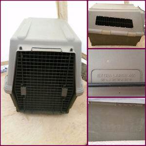 XL 'Petmate' Portable Dog Crate