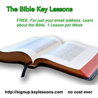 Online Free Bible Lessons