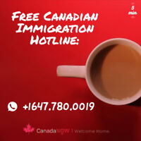 FREE IMMIGRATION HOTLINE