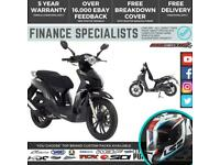 Lexmoto Urban 125 EFi 125cc Cheap Big Wheel Scooter *FINANCE* UK/IRE DELIVERY *