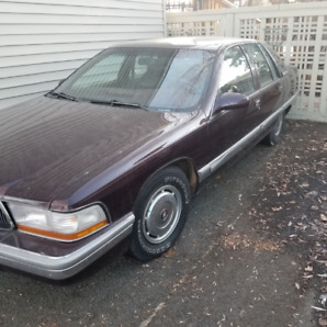 1996 Buick roadmaster, 138 k  one owner, runs like new