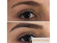 Eyebrow Microblading - Brow Bank Studio