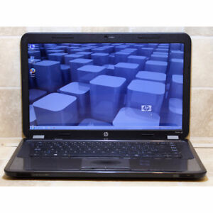 HP Pavilion G6 Laptop AMD 4 Cores Webcam WiFi HDMI 6GB RAM 500GB