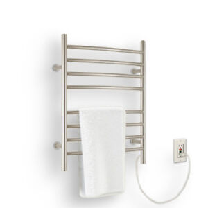 Ancona Comfort 8s Electric Towel Warmer and Drying Rack